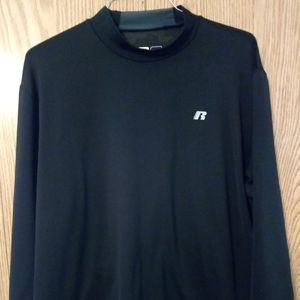 Men's Russell Long-Sleeve Athletic Shirt